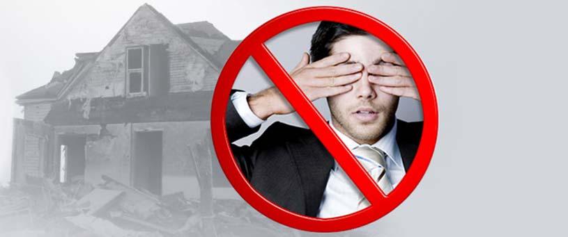 Corretor de imóveis: cinco atitudes que nos fazem perder uma venda