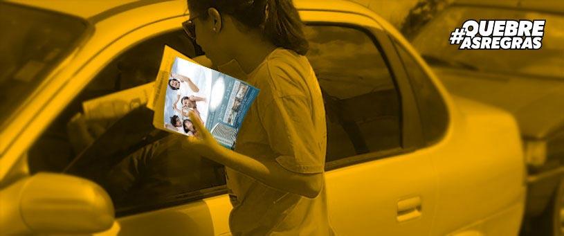 Corretor de imóveis: está certou ou errado panfletar no sinal?
