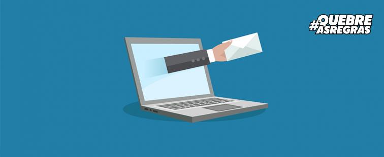 O que fazer quando o cliente pede para enviar todas as informações por e-mail