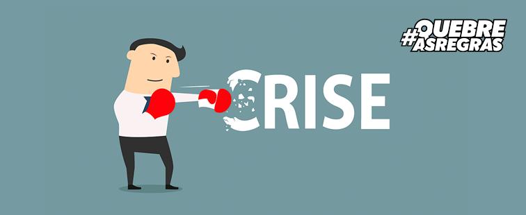 Corretor de imóveis, como sair da crise?