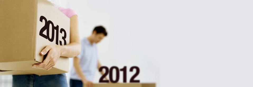 O que esperar do mercado imobiliário em 2013 a partir da análise de 2012