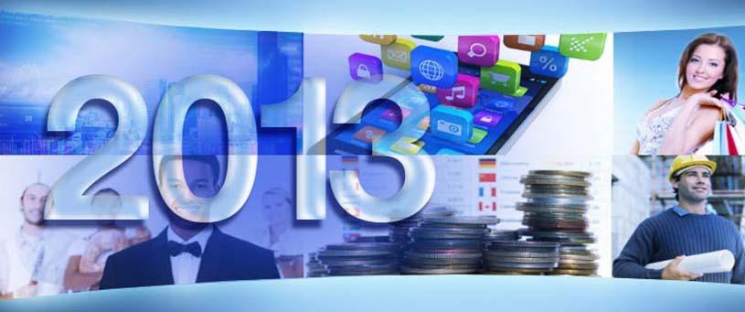 Previsões e tendências para o mercado imobiliário em 2013