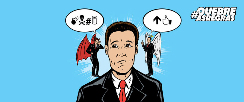 A ética que falta no mercado imobiliário sobra no imaginário de muitos corretores
